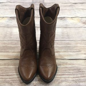 Tucker + Tate Cowboy/cowgirl boots